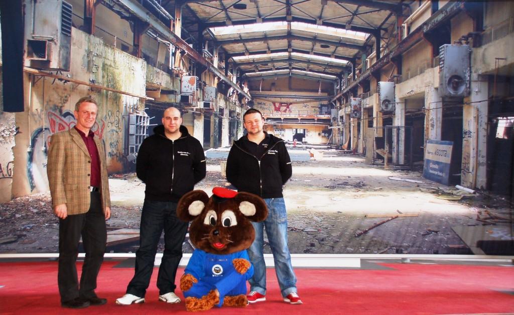 Versteigerung Leinwandbilder von verlassenen Orten in Chemnitz